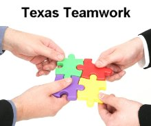Texas teamwork